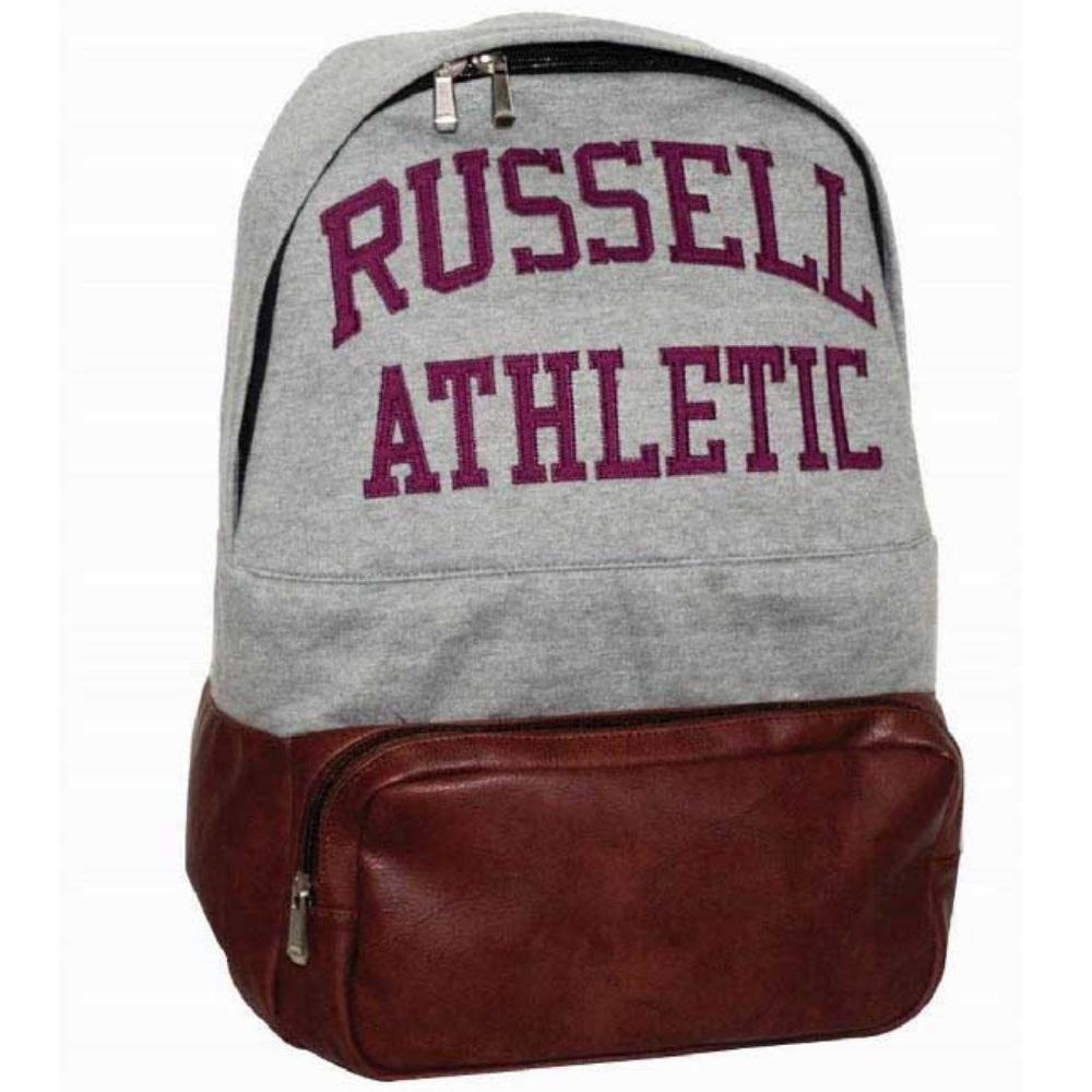 def5703bc5d Τσάντα σακίδιο Raz γκρι RAZ59 Russell Athletic - ΕΦΗΒΙΚΕΣ | ΠΑΙΔΙΚΕΣ ...