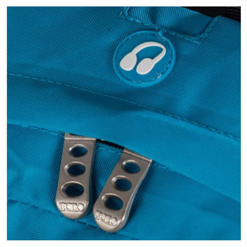 ecda2ce6e8 Τσάντα σακίδιο με μαντήλι τιρκουάζ 9-01-135-20 Polo - ΕΦΗΒΙΚΕΣ ...