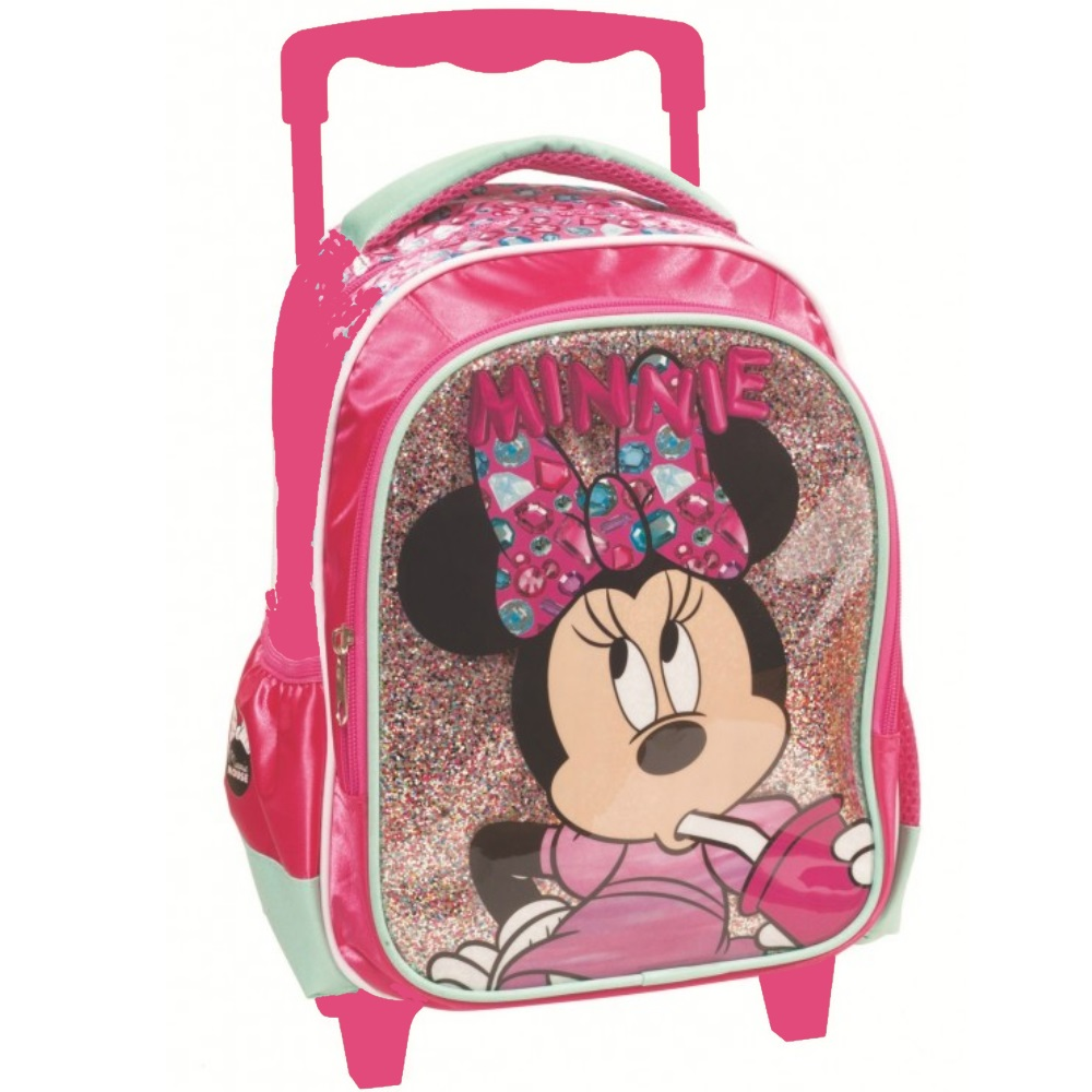 2aa9d1c54d Τσάντα τρόλεϋ νηπίου Minnie 334-55072 Gim - ΤΣΑΝΤΕΣ ΝΗΠΙΟΥ ...