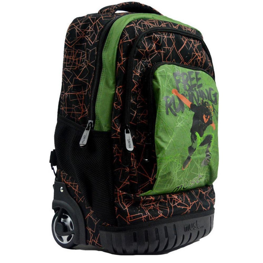 5aeb5019bc4 Τσάντα τρόλεϋ Premium Free Running 0579281 Must - ΕΦΗΒΙΚΑ | ΠΑΙΔΙΚΑ ...