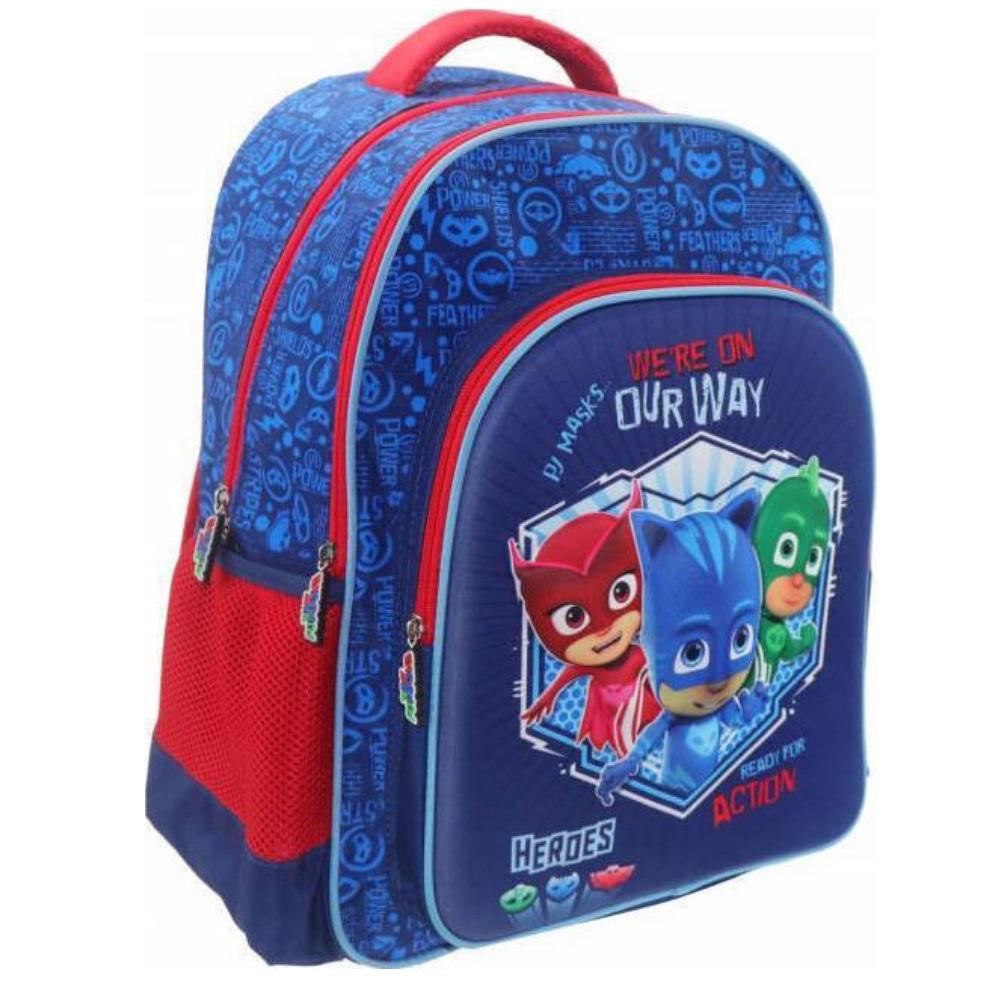 e5a6501182 Τσάντα σακίδιο 3D PJ Masks 0484129 Diakakis - 5205698423376